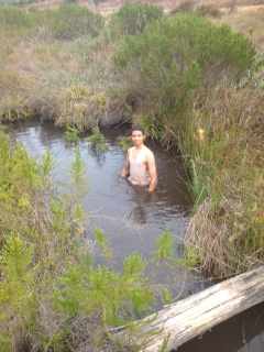 Chris the Swamp Man