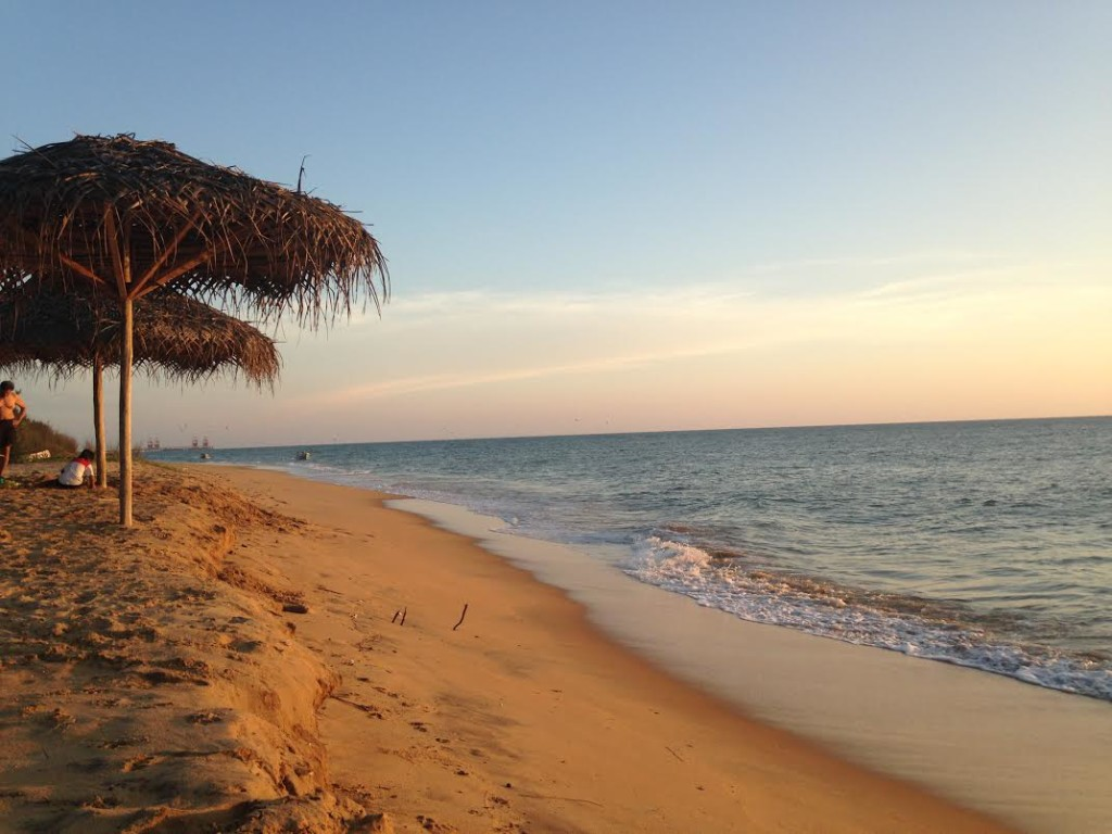 H-beach
