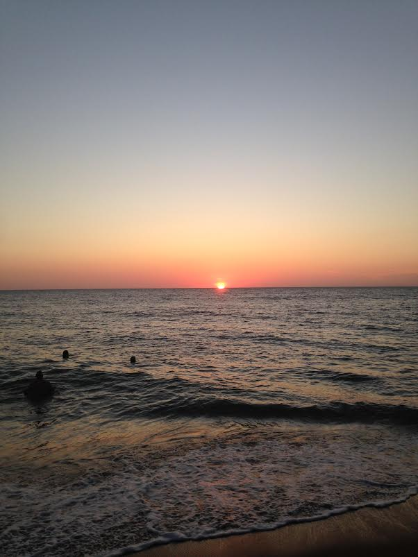 H-sunset