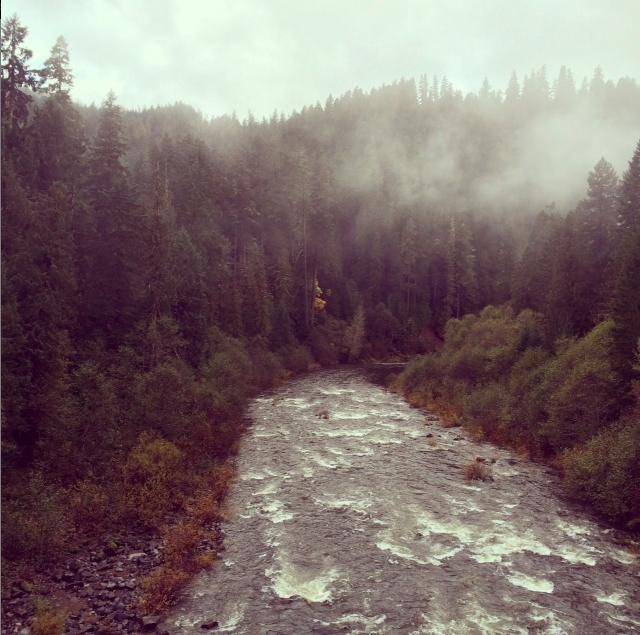 Oregon River Retreat