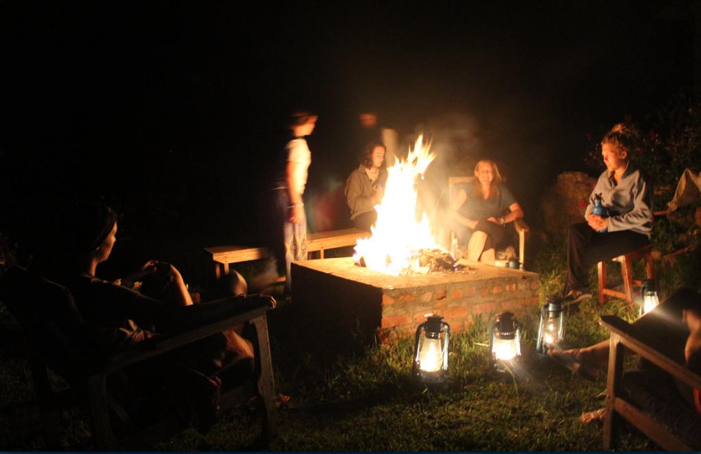 Lesperance Rwanda bonfire