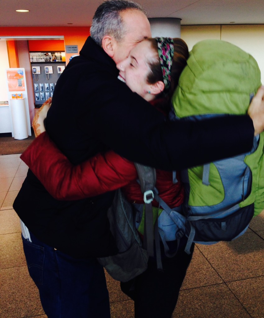 Evangeline Coming Home