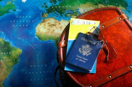 passport packing